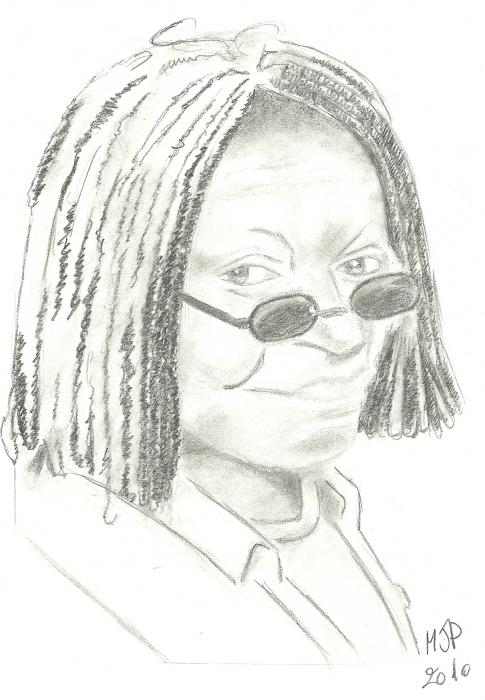 Whoopi Goldberg by JPPF